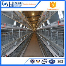 Chicken farm equipment layer chicken cages / battery cages laying hens