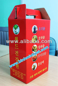 Colourful Packaging Box