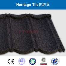 Roofing- TOP quality color stone concrete metal roof tiles roofng TILES
