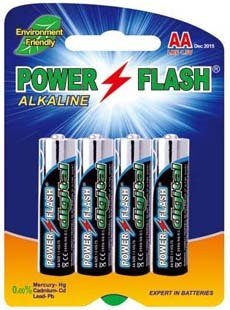 LR6 AA size Alkaline Battery