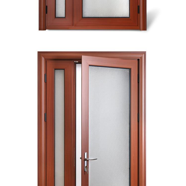 Rogenilan Mexican Aluminum Fancy 48 Inches Exterior Doors