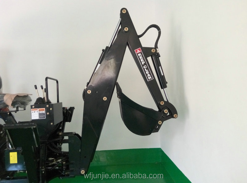 hot selling best quality tractor 3 point hitch towable backhoe