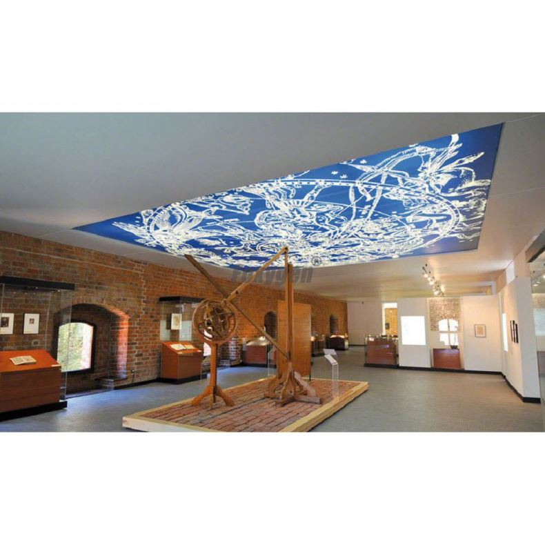 blue sky ceiling mobile home ceiling design