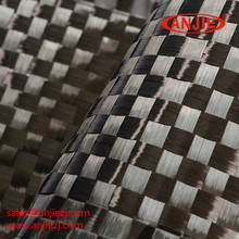 Hot selling high tensile 3k 200g plain and twill carbon fiber fabric, bidirectional toray carbon cloth