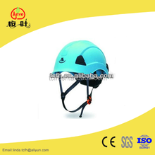 CE EN397 approved safety helmet/helmet climb