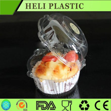 Clear plastic mooncake storage box/container/tray