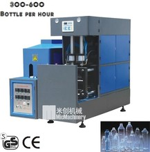 MIC-9B Micmachinery Semi-automatic pet single stage stretch blow moulding machine for 5L-10L PET bottle