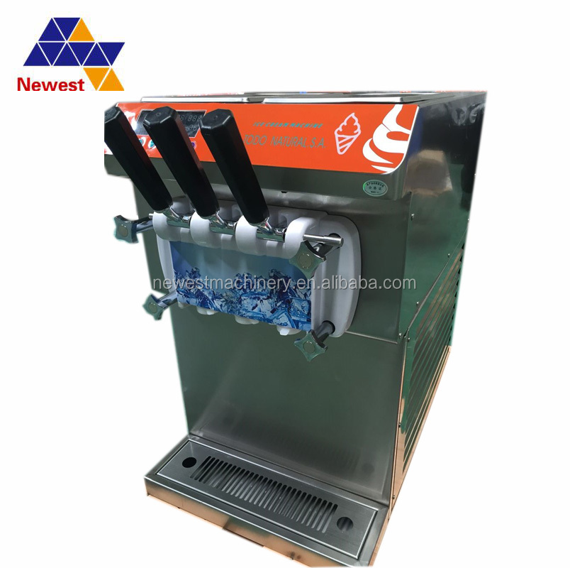 Low purchase price 3 in 1 ice cream making machine
