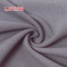 wholesale 100% polyester jersey jacquard knitting polyester fabric for seats