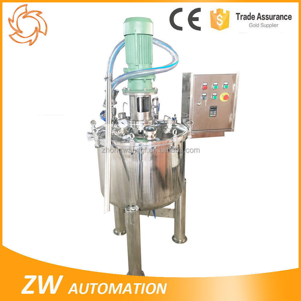Best Quality CE Certification Small Liquid Soap Making Machine