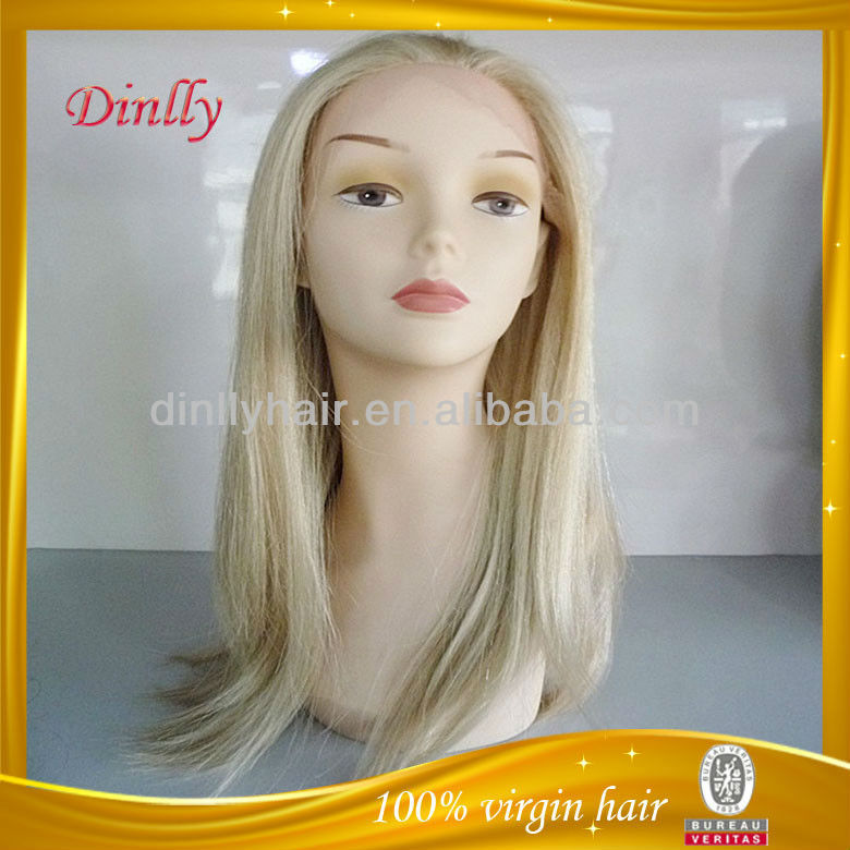 Top Selling Excellent quality virgin remy human hair hair wig for asian women