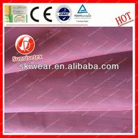 Functional Water Resistant polyester polypropylene blend fabric