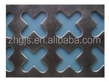 Ss304 Special Stainless Steel Perforated Plate By Best Lace Cutting Machine