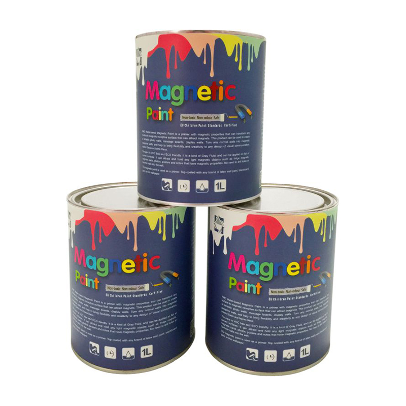 Magnetic <strong>Paint</strong> / Ferrous <strong>Paint</strong> multi color to choose popular use for office for home for school accept OEM logo