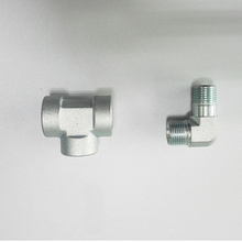 Low Price Factory Customized Galvanized Pipe Fitting