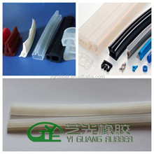 rubber seal strip/rubber bumper strip