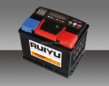 High quality car battery / 56030 mf 12v60ah auto battery for sale