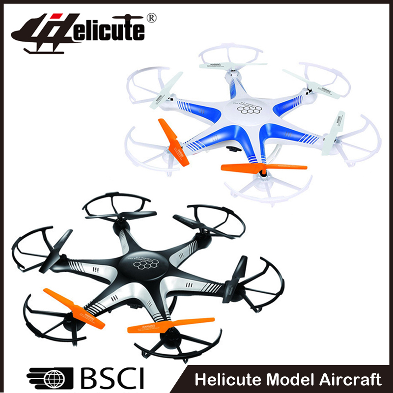 Helicute H806 large 4ch rc model toy drone for children