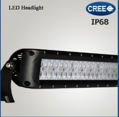 adjustable combo beam 180w led light bar double row led light bar