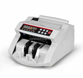 low price with beautiful outlook!GR-2118 multi cash bill counting machine