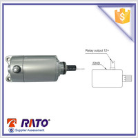 High performance motorcycle engine starter motor for CB125