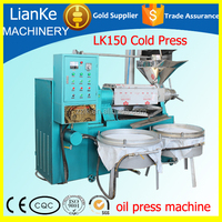LK150 new design oil extraction machine from seed/pomegranate seed cold oil making machine/oil processing machine