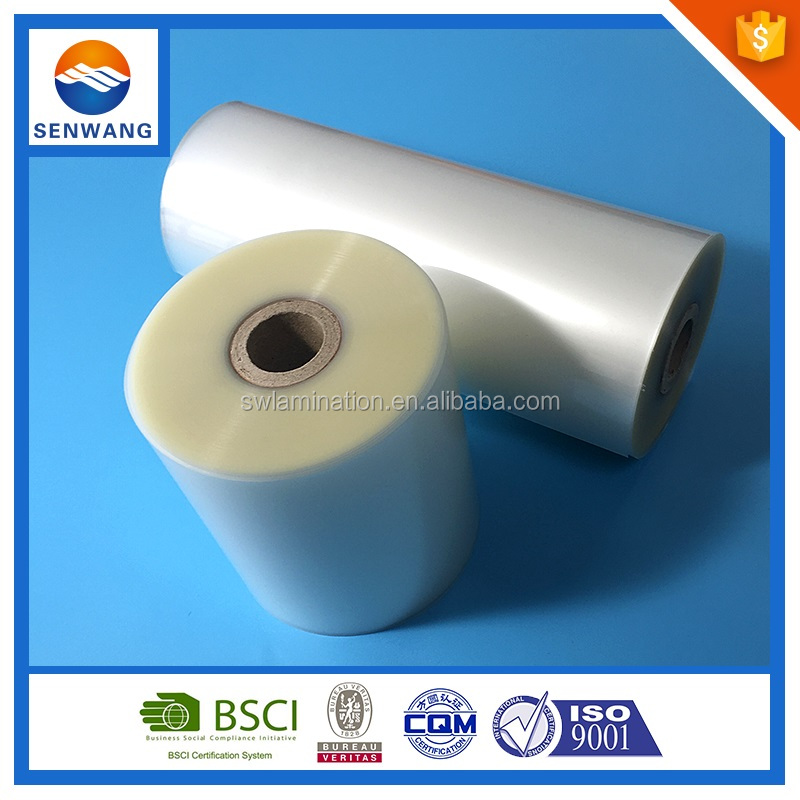 bright color plastic laminating lamination roll film suppliers