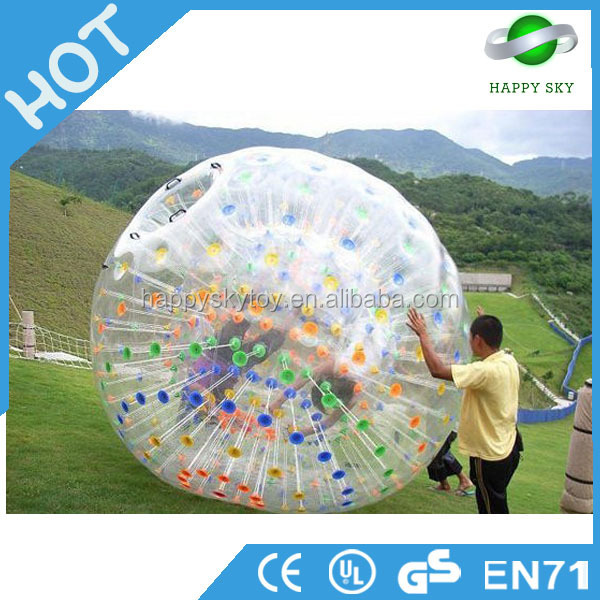 High quality!!!water boll,human in a ball,plastic hamster ball
