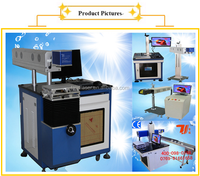 rubber stamp co2 laser marking machine for sale