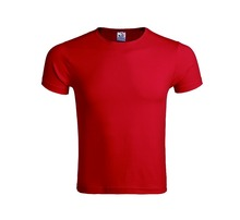95 cotton /5 elastane t-shirt 16colors small order accept custom wholesale blank 200g cotton shirt