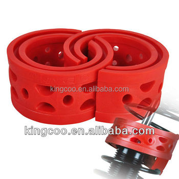Old automobiles car suspension bushing coil spring shock spacer rubber