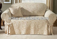Damask Sofa Cover
