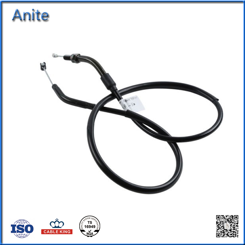Wholesale Price Accessories Motorcycle Clutch Cable For Honda CB600 Control Cable Fitting