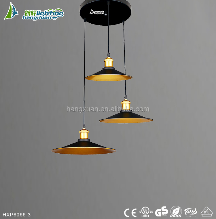 Zhong shan Factory supply Fancy Lamps,Modern Pendant Lighting For Home decor