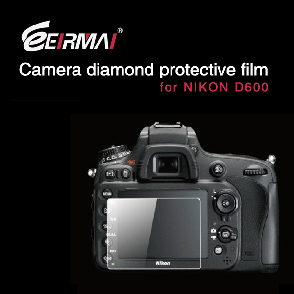 EIRMAI Screen protector camera for nikon d600 oem/odm (High Clear)