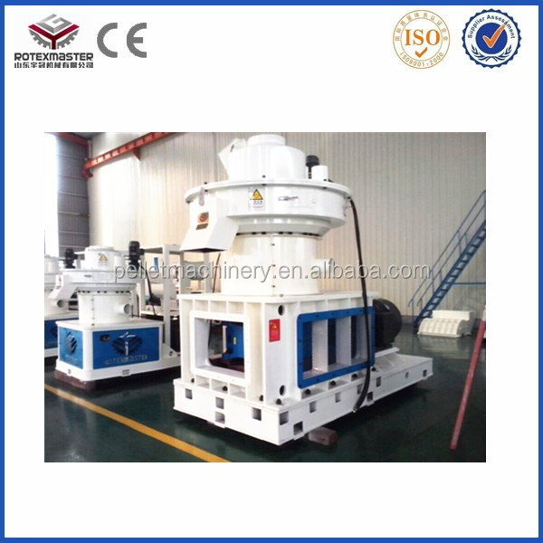 CE automatic cocoa beans coffee shell wood pellet machine