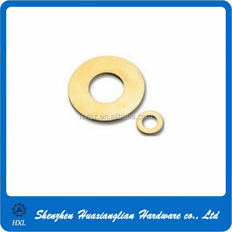 China factory brass tap washer with good material