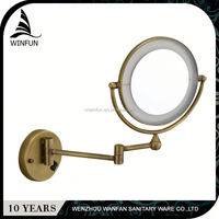 100% factory directly lighting fixture for bathroom mirror