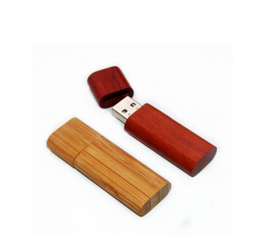 cheap bulk price 1gb bamboo wood usb flash drive