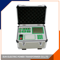 Circuit Breaker Analyzer And Microhmmeter