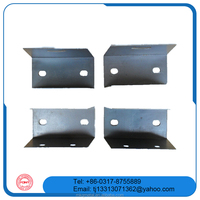 Electrical Cleat Hot Dip Galvanized Metal Stamping Parts
