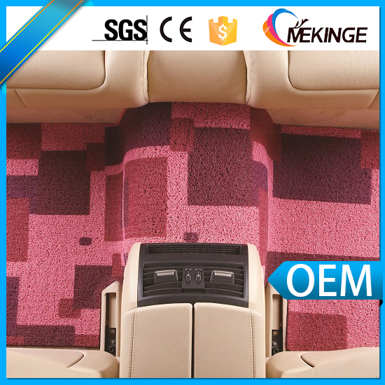 2016 Wholesale car accessory full set car mat from china