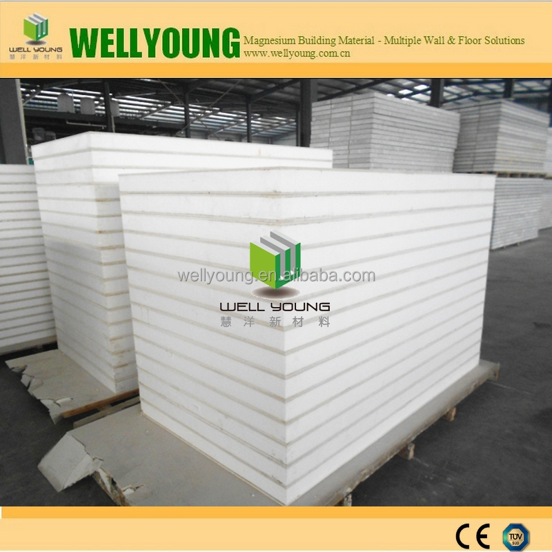 Eps Sandwich Panels Eps Sip Panel Light Weight Wall