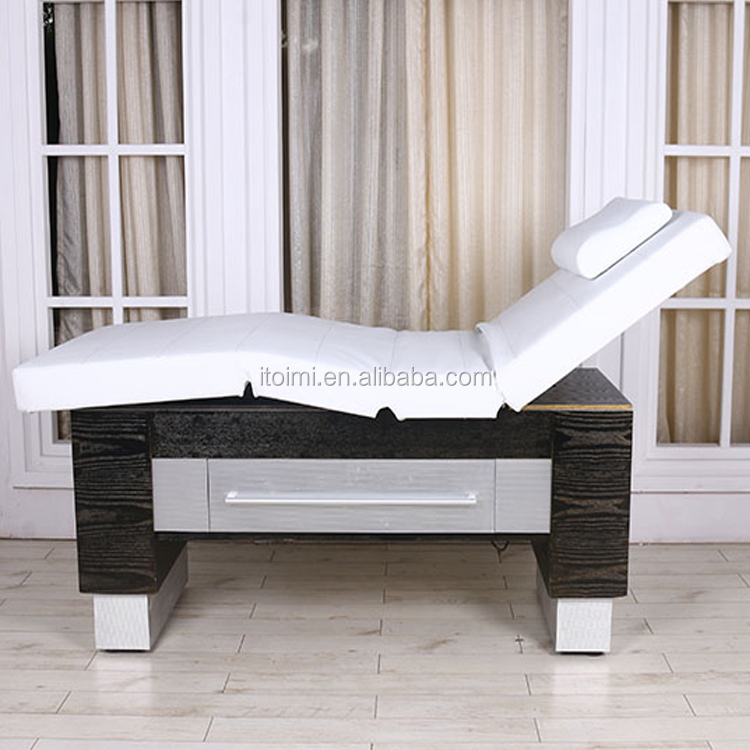 Used electric massage table with 4 motors electric bed massage bed BC8618
