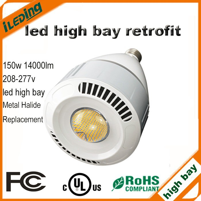 Metal halide led replacement 150w LED High Bay Retrofit
