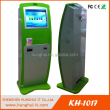 Self Service Wireless Prepaid Phone Card Vending Machine
