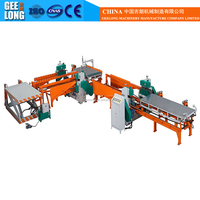 1250x2500mm Melamine Laminated Plywood Boards Double Size Cutting Saw Machine