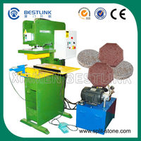Multi functional hydraulic stone recycling press machine CP90