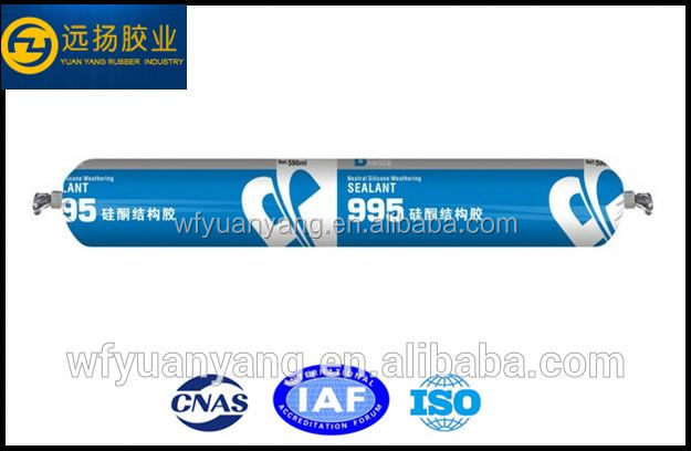 environmental Glass Structural General Purpose Silicone Sealant Price