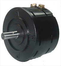 BLDC vehicle motor